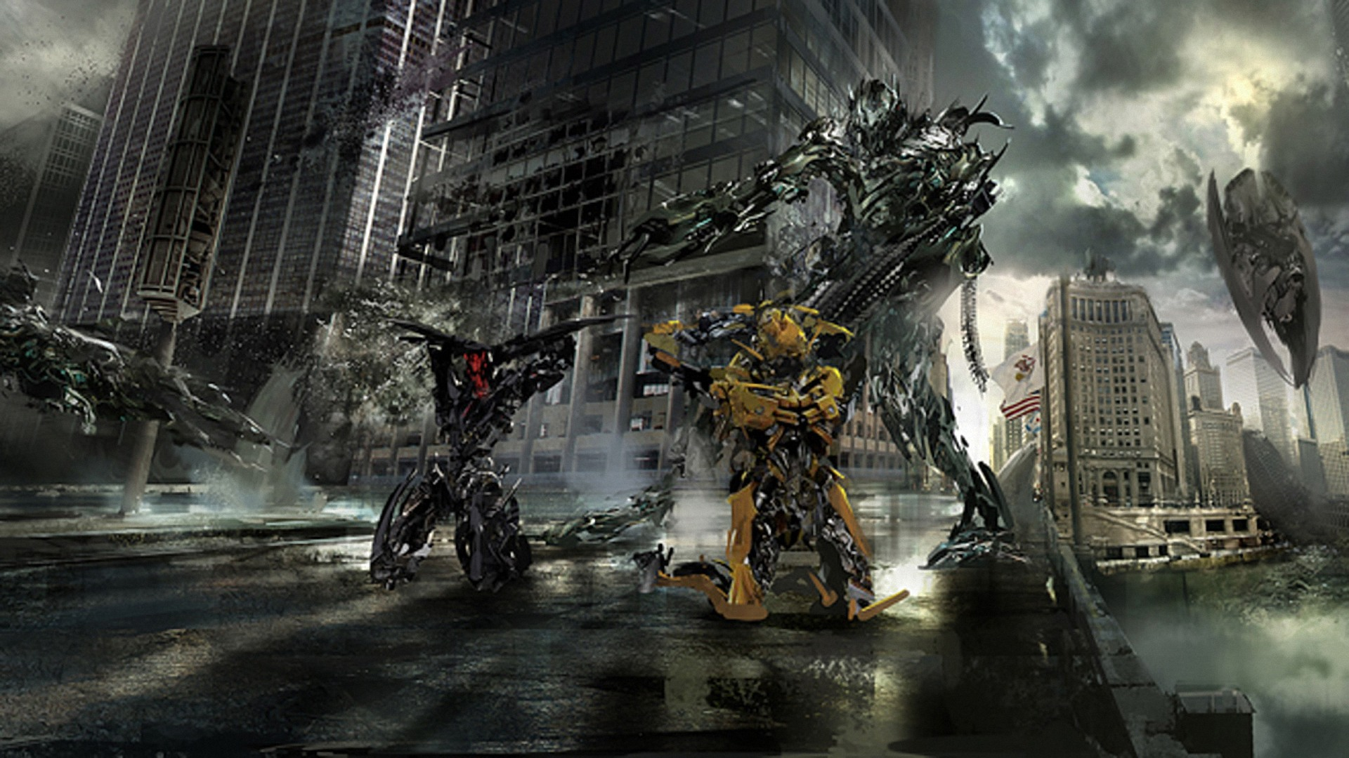 Transformers Wallpapers Hd 1920x1080