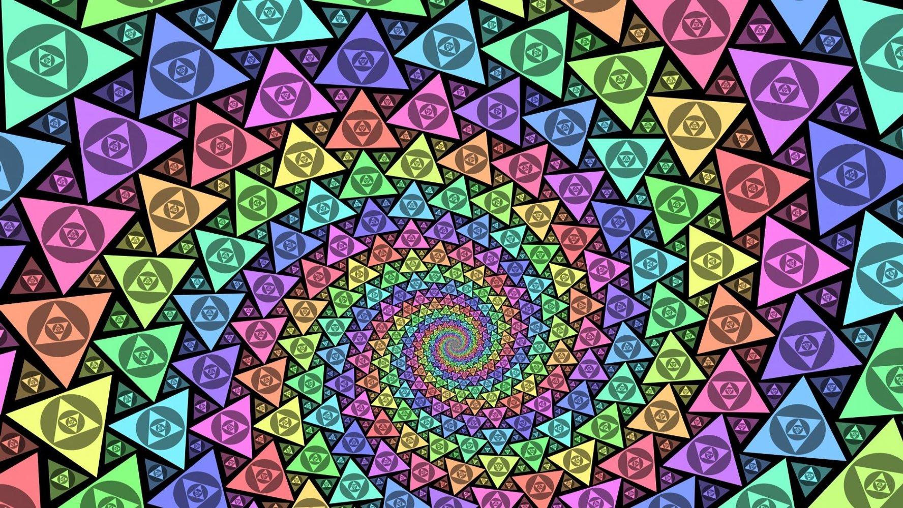 Acid Trip Wallpapers 1776x1000