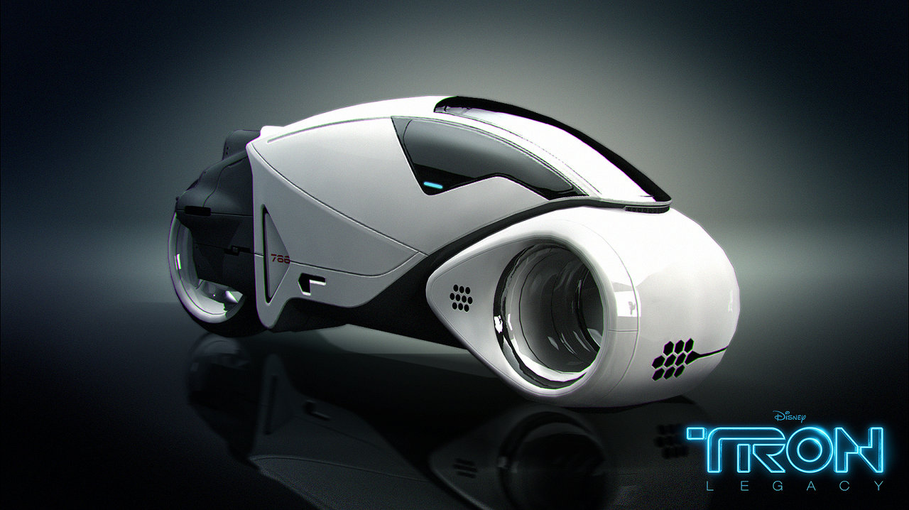Wallpaper 3d Bike Tron Legacy Download: Tron Light Cycle Wallpapers (42 Wallpapers)