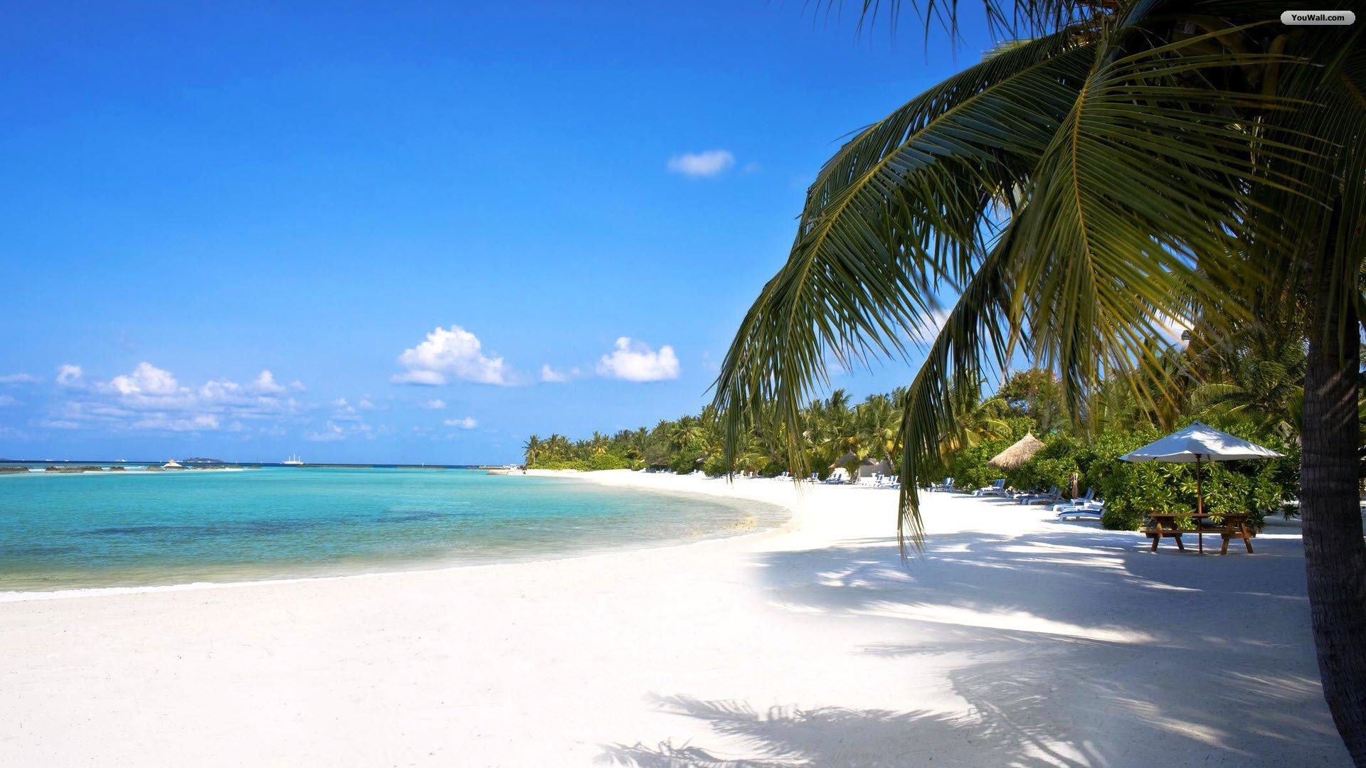 Best Tropical Beach Desktop Wallpaper X K 1920x1080