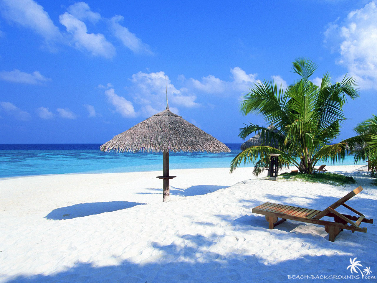 Tropical Island Wallpaper Free 1280x960