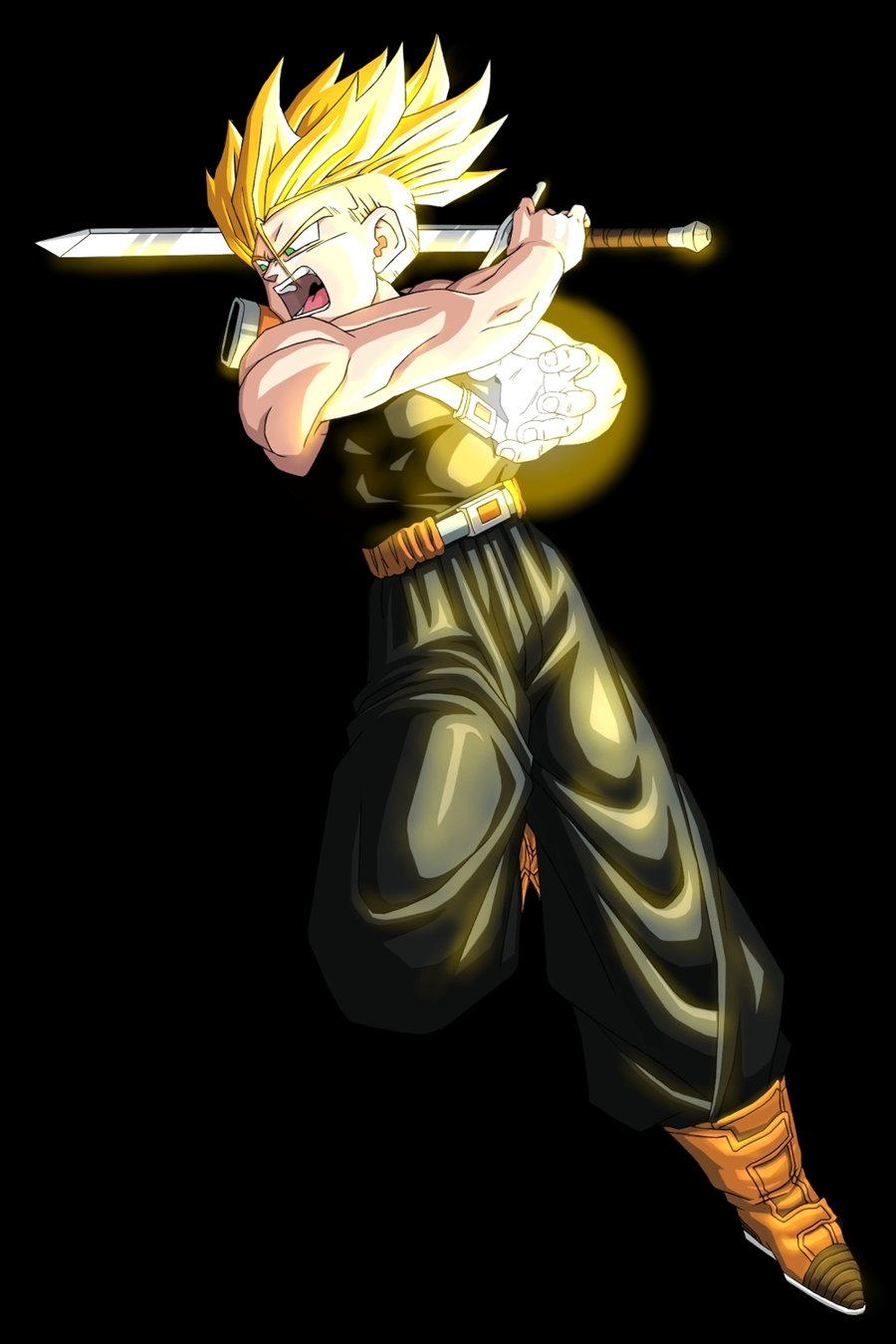 Trunks Dragon Ball Z Wallpapers 29 Wallpapers Adorable Wallpapers