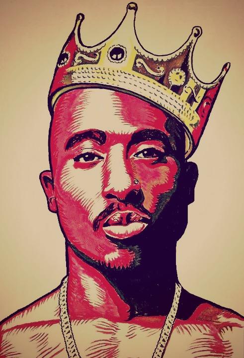 Tupac Shakur Wallpapers Wallpaper 491x720
