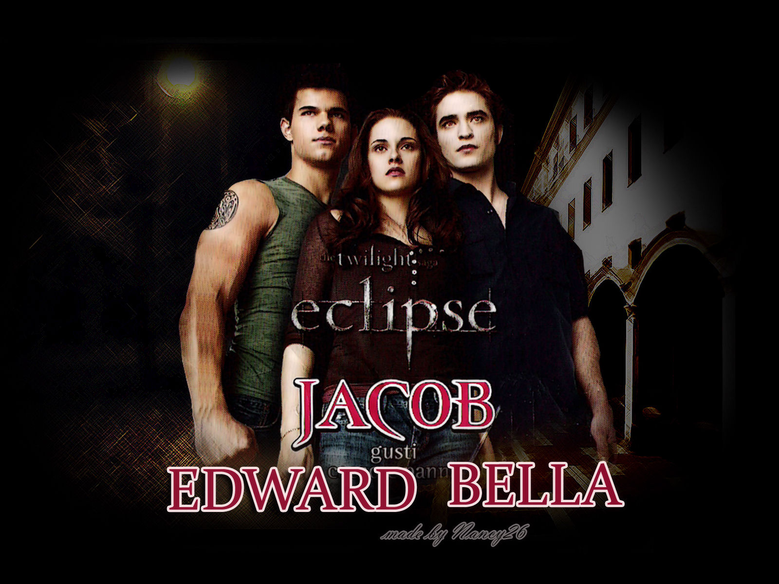 the twilight saga: eclipse hd wallpapers backgrounds 1600x1200