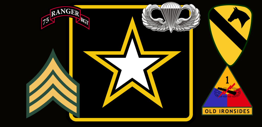 Army Logos  ClipArt Best 1024x500