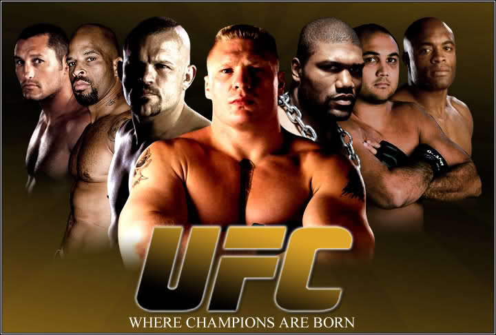 EA SPORTS UFC  Wallpapers 720x486