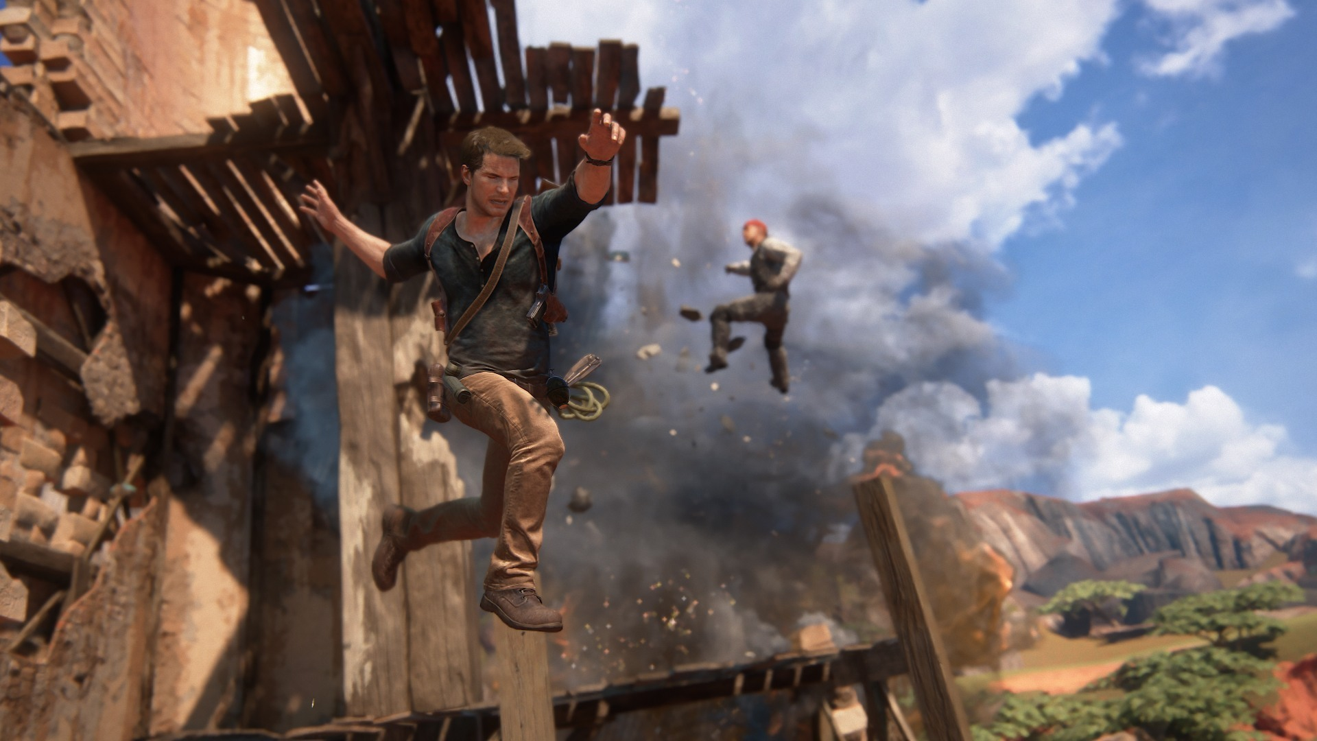 Uncharted  Wallpaper  wallpaper  Uncharted : A Thiefs End HD Wallpapers  Backgrounds 1920x1080