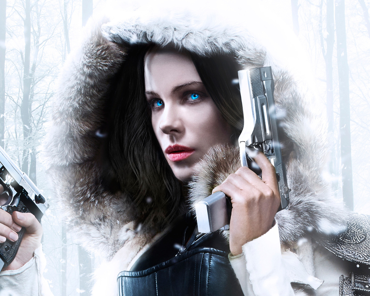 Kate Beckinsale to say farewell to Selene after Underworld: Blood 1280x1024