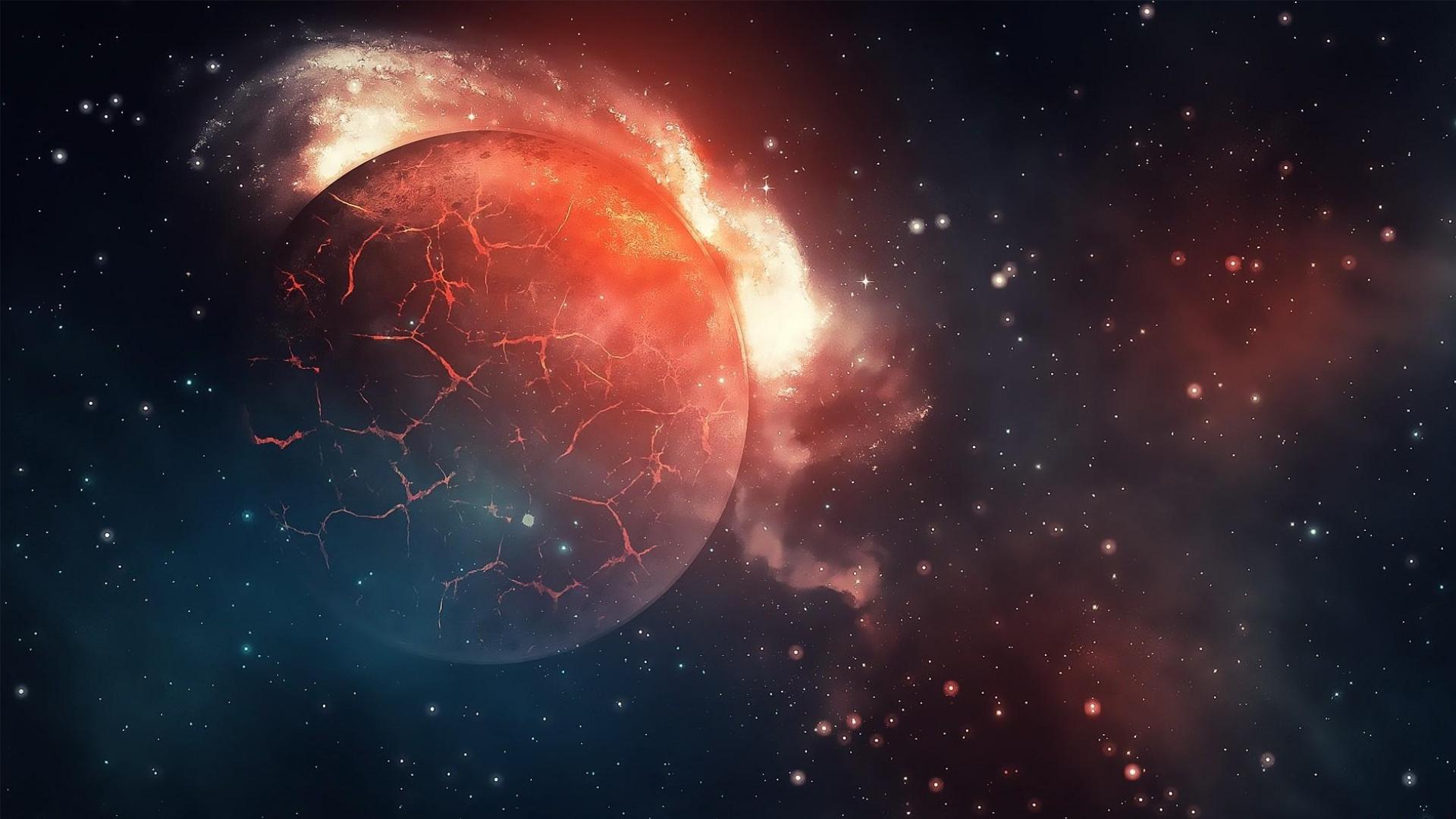 Illuminating The Dark Universe Wallpapers HD ID Rh