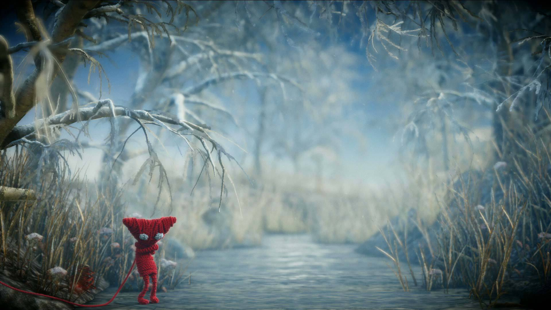 Unravel Wallpaper, Games: Unravel, Best Game, game, quest, arcade 1920x1080