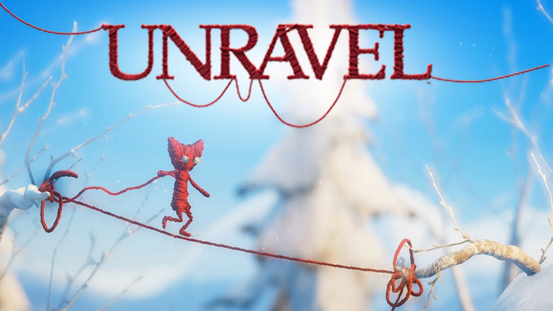 Unravel Video Game Teaser Wallpaper  DreamLoveWallpapers 1920x1080