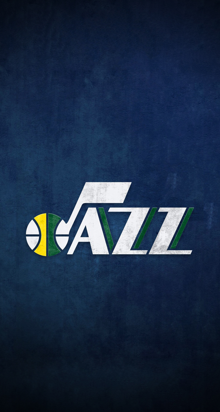 NBA Jazz ALL STAR: GREEN  GOLD Photo  Wallcoo Utah Jazz wallpaper HD background download desktop  iPhones 744x1392