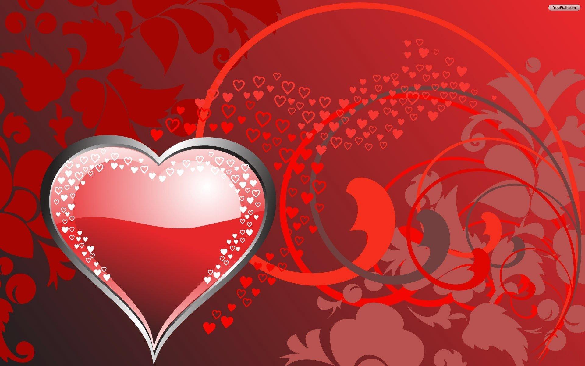 Поздравления с Днем святого Валентина (14 февраля) сборник 16