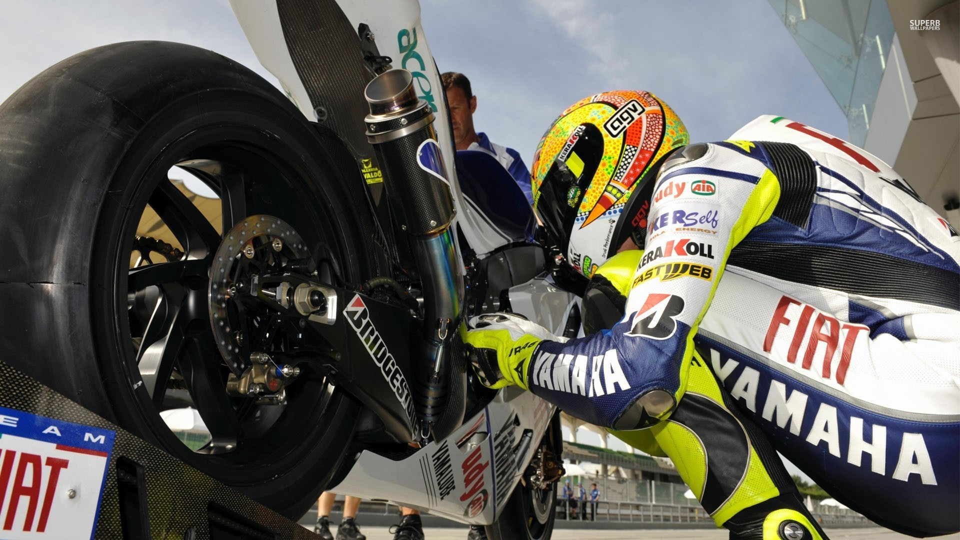 Valentino Rossi hd wallpapers Page High Resolution Wallarthd Valentino Rossi images Vale HD wallpaper and background photos 1920x1080