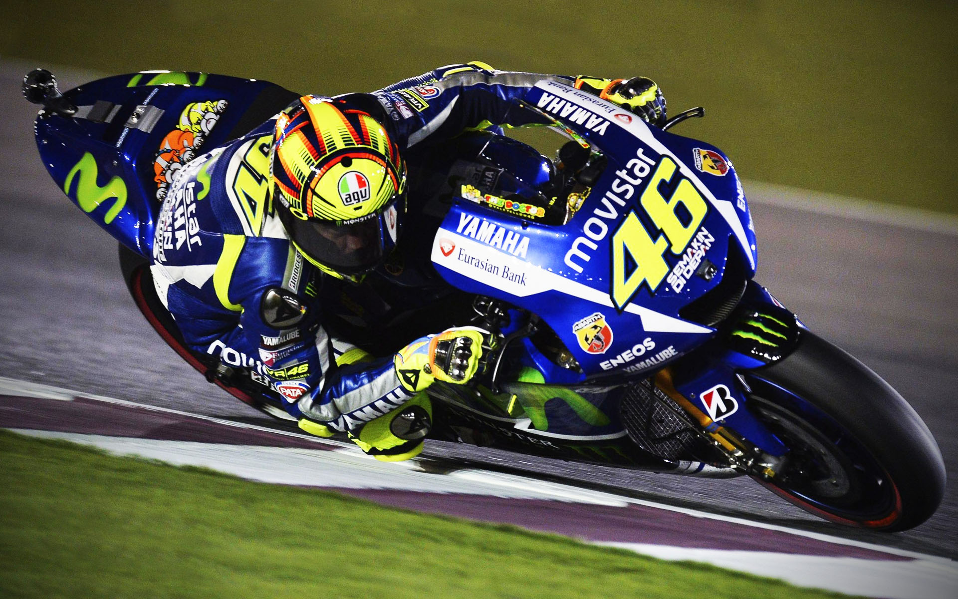 Valentino Rossi Wallpapers 1920x1200