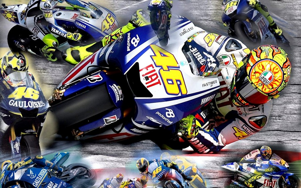 Vr  Valentino Rossi  Best Wallpapers 1024x640