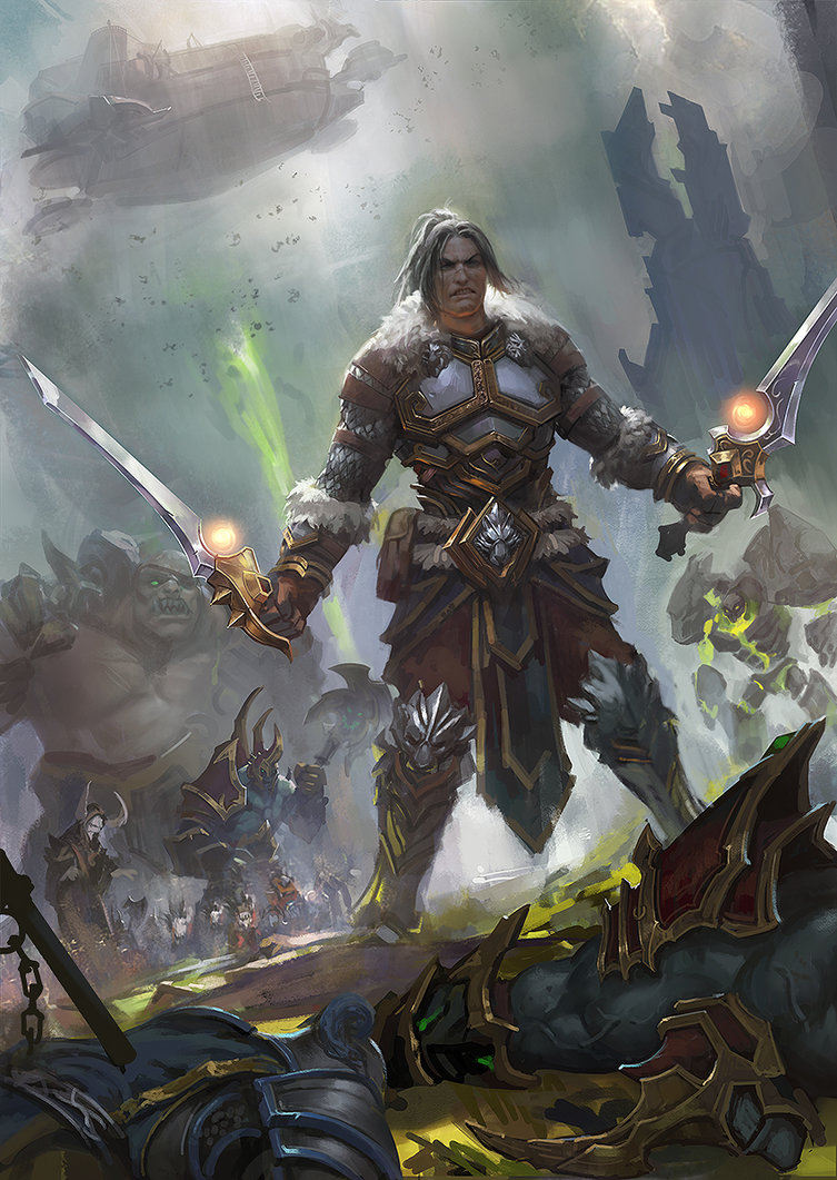 images about Varian Wrynn on Pinterest  Legends, World and Lion 753x1061