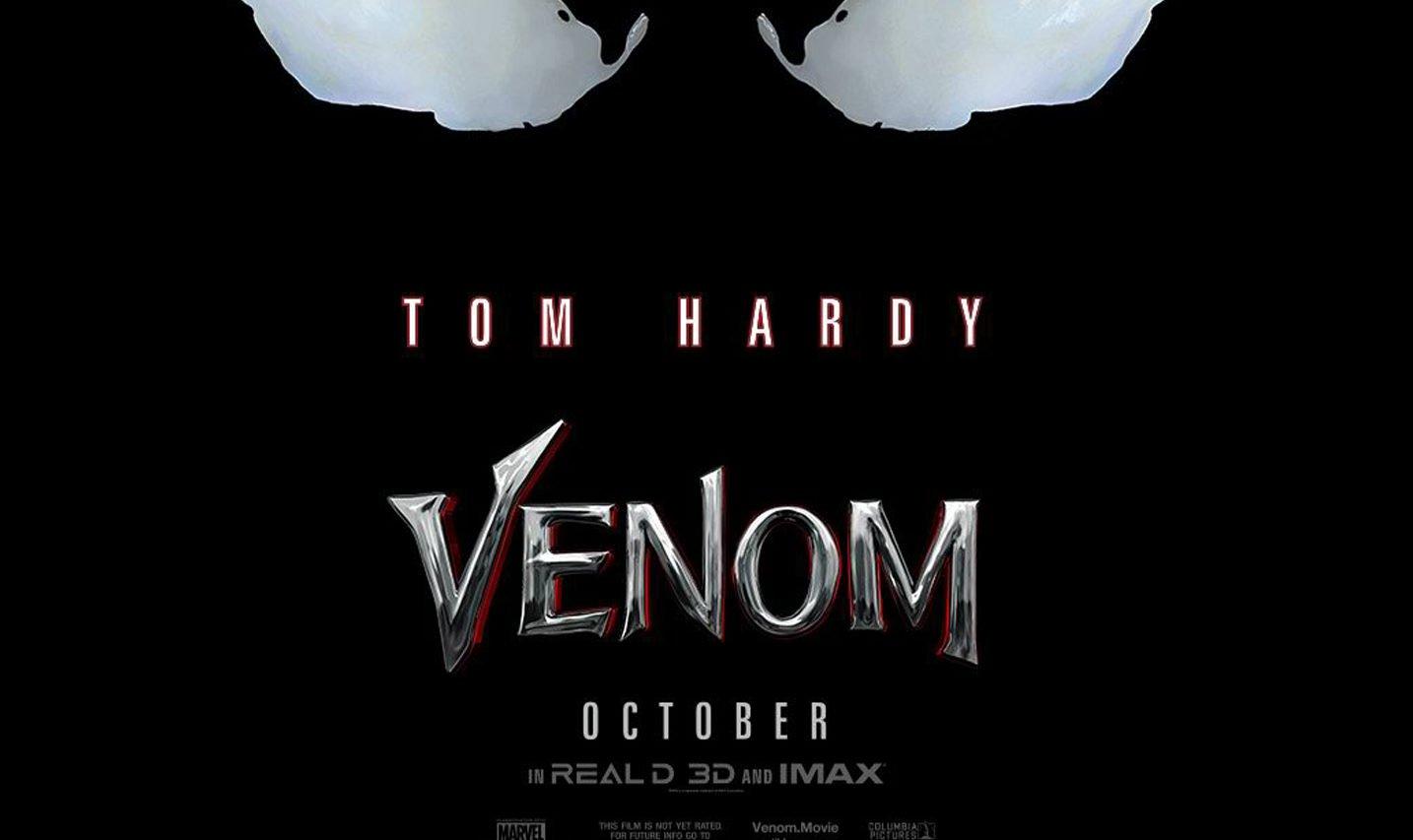 Venom Movie Wallpaper Hd