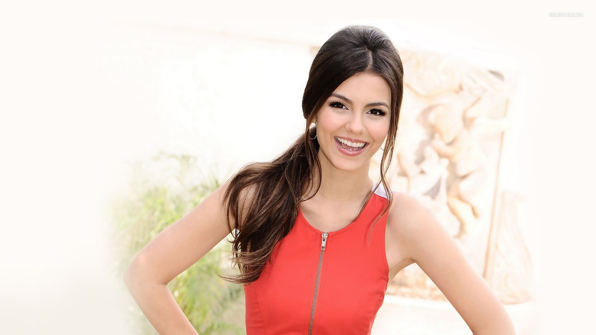 Victoria Justice Photoshoot Wallpaper Wallpapers Pictures 1920x1080