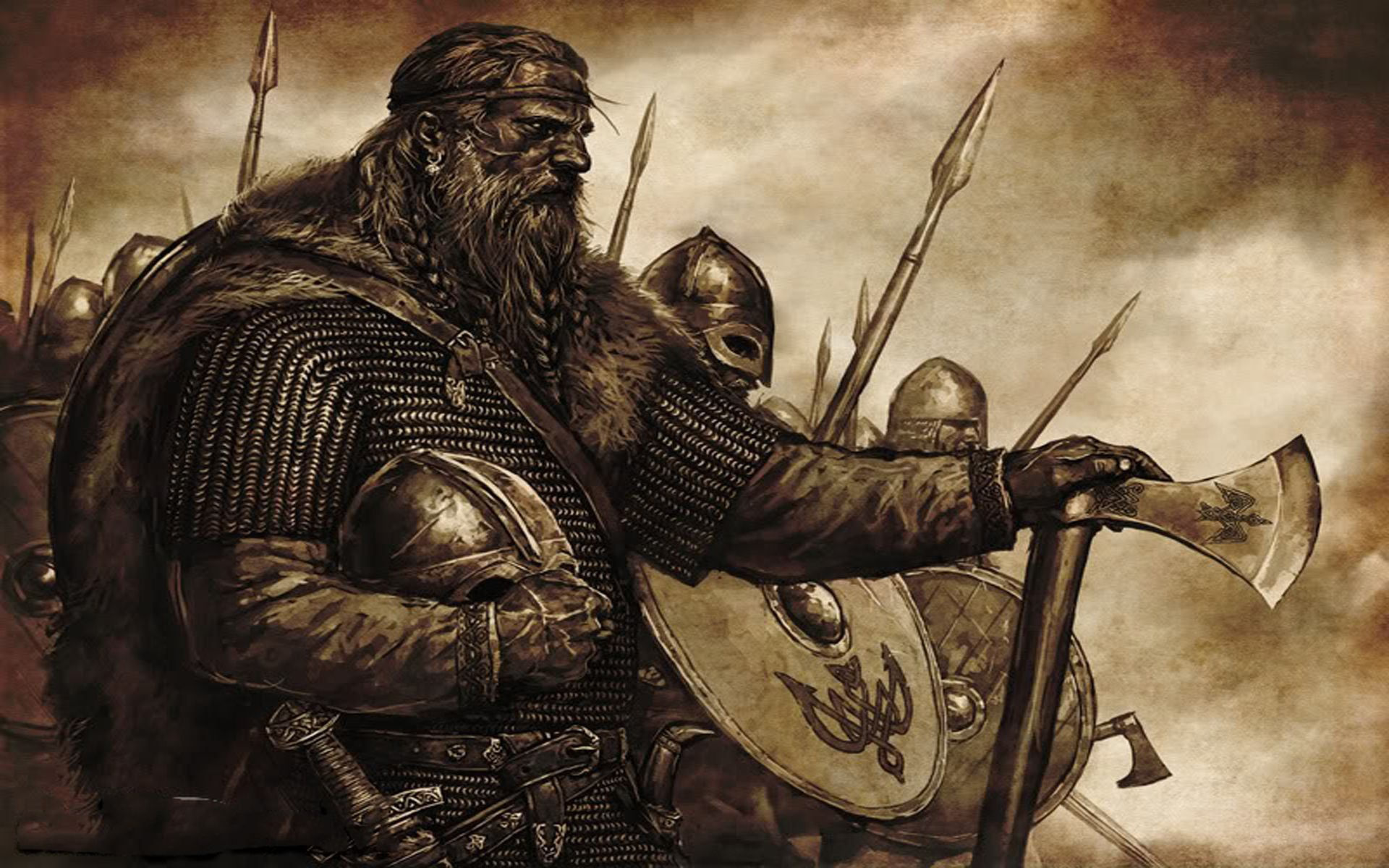 Collection of Viking Wallpaper on HDWallpapers 1920x1200