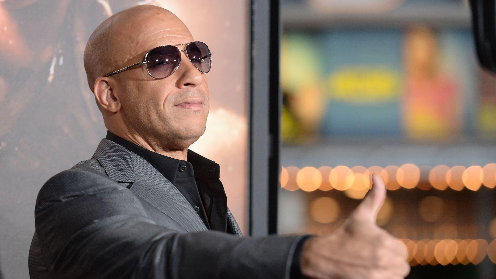 Vin Diesel In Fast Five Wallpaper Prateak Movie Review 1920x1080