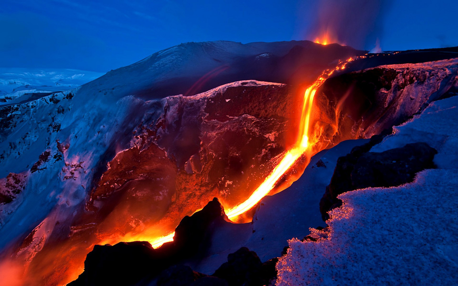 Awesome Hd Volcano Wallpaper  te Volcano Computer Wallpapers, Desktop Backgrounds  ID 1920x1200