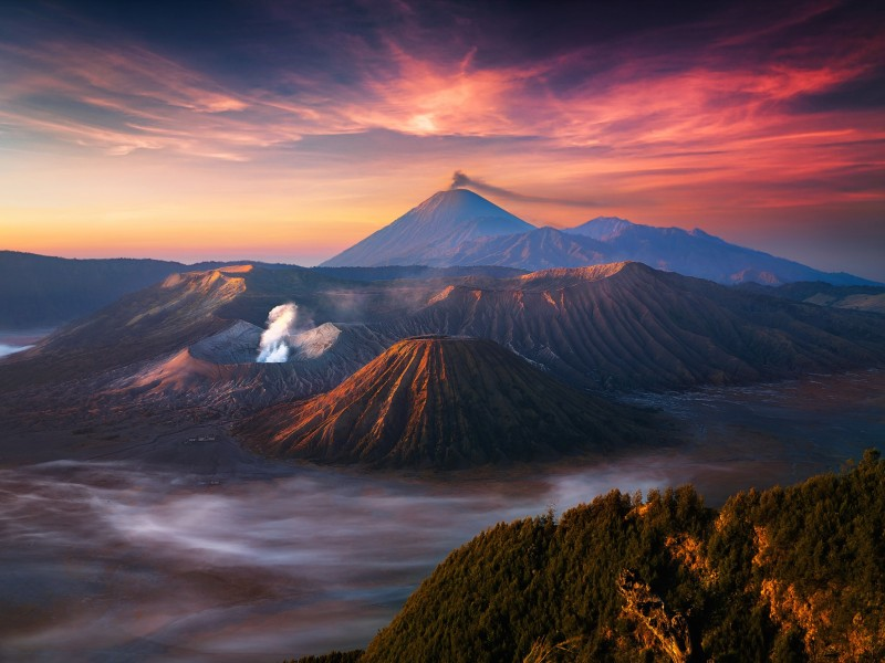 Volcano HD Wallpapers  Backgrounds  Wallpaper  800x600