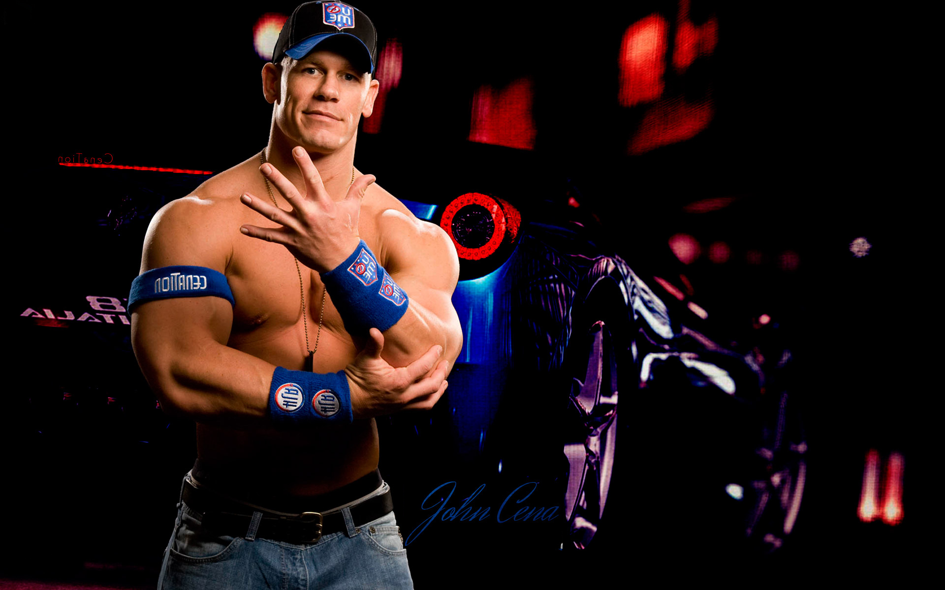 Wwe Superstar John Cena Latest Hd Wallpapers And New