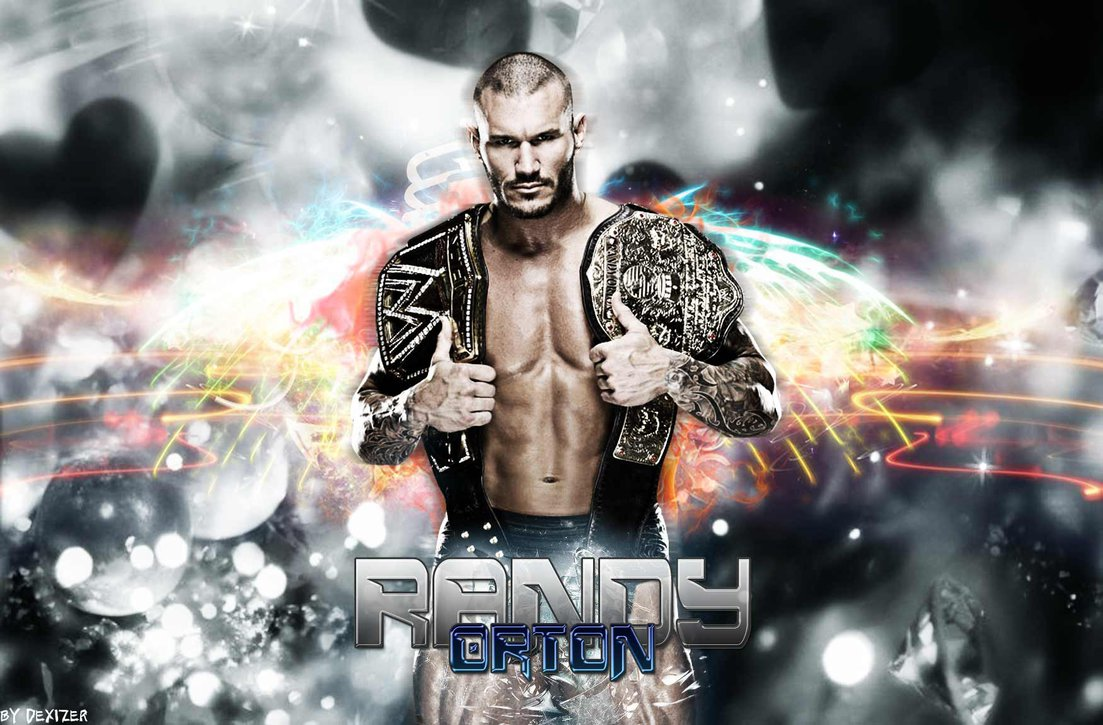 WWE Randy Orton Wallpapers Group  1103x725