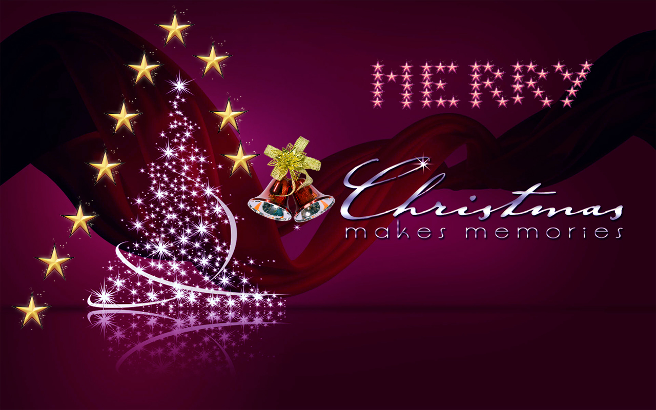 High Quality Merry Christmas Wallpaper 1280x800