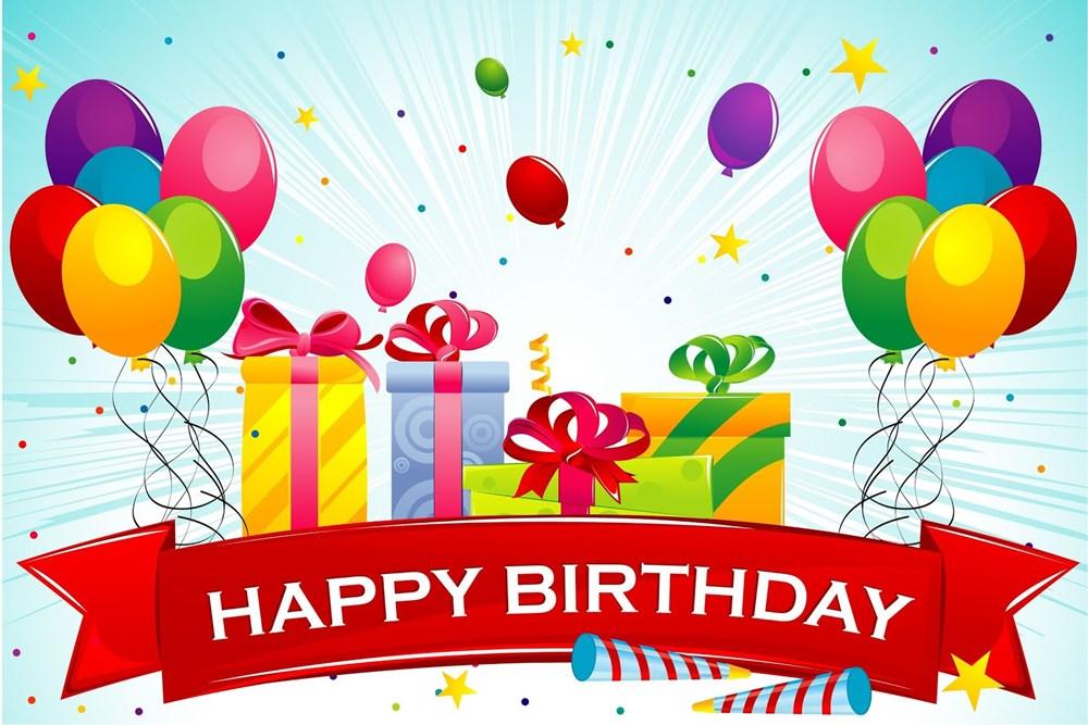 Happy Birthday Wide Wallpaper Hd Wallpapers Rocks 1000x667