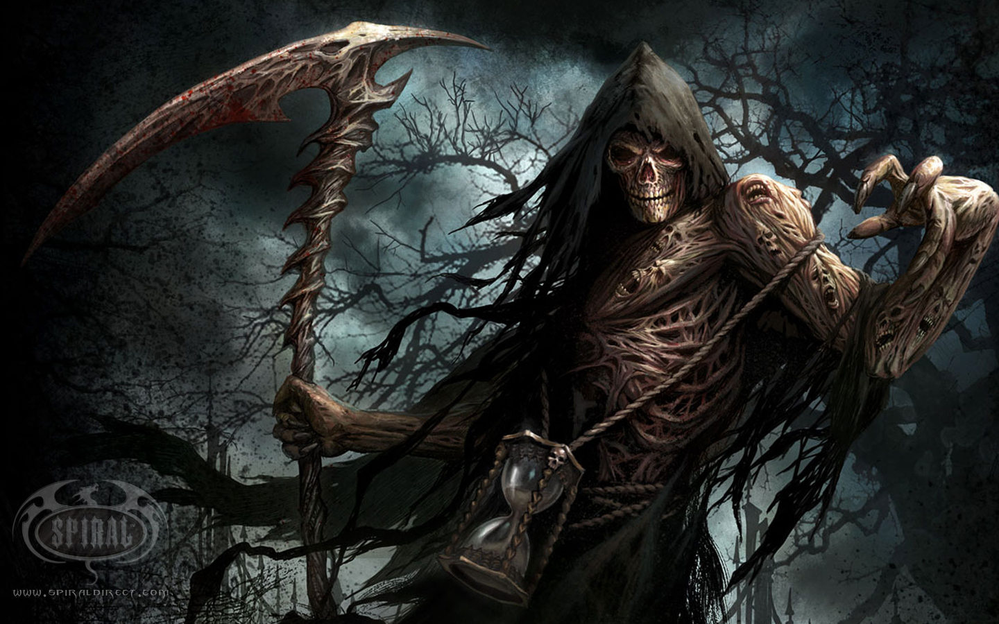 Horror Wallpapers  Best Wallpapers 1440x900