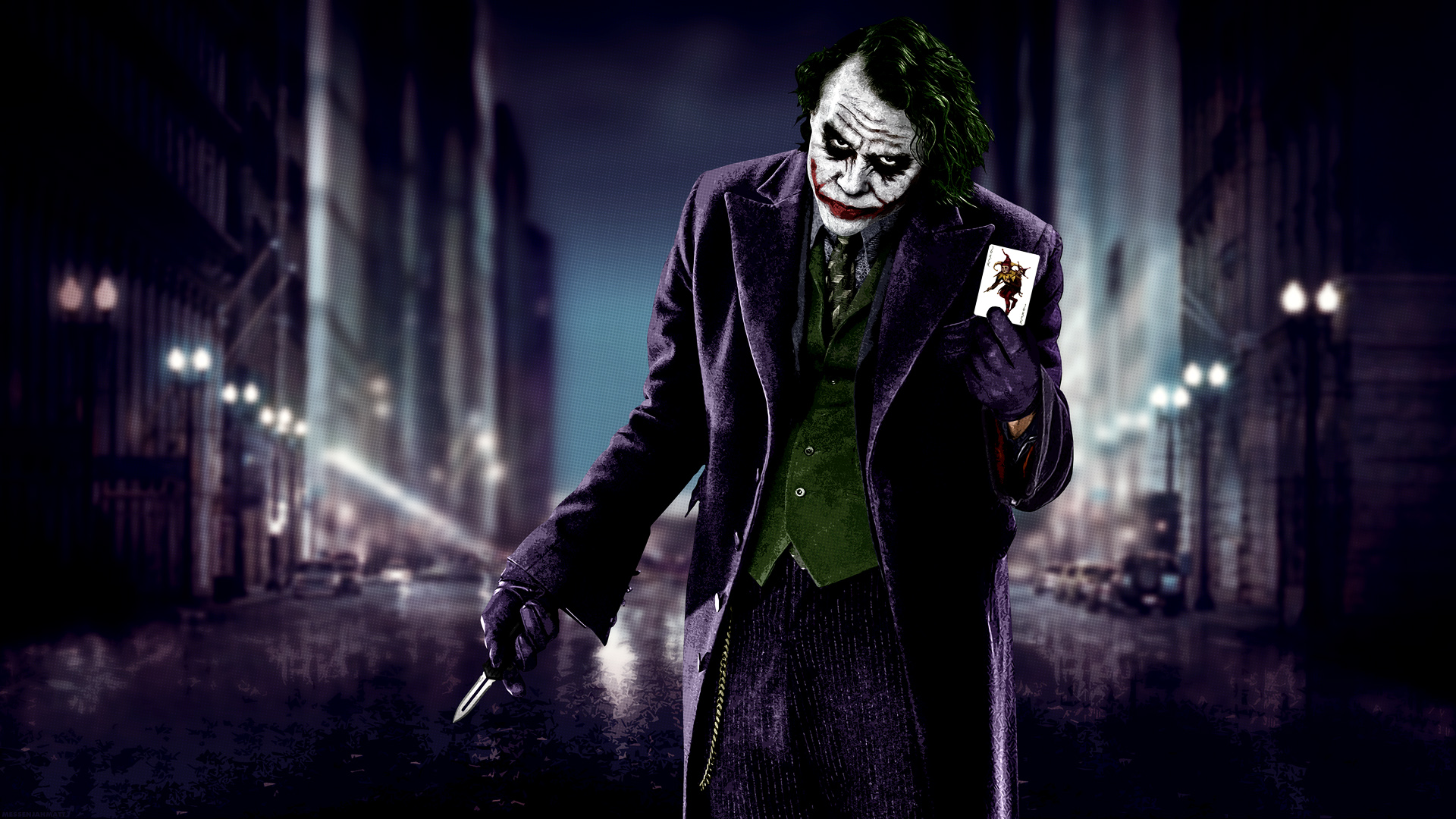 Joker Wallpaper Hd Wallpaper 1920x1080