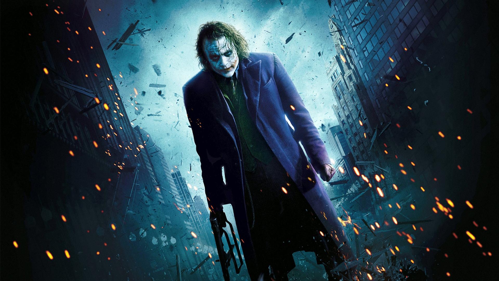 Joker Hd Wallpapers Backgrounds Wallpaper 1920x1080