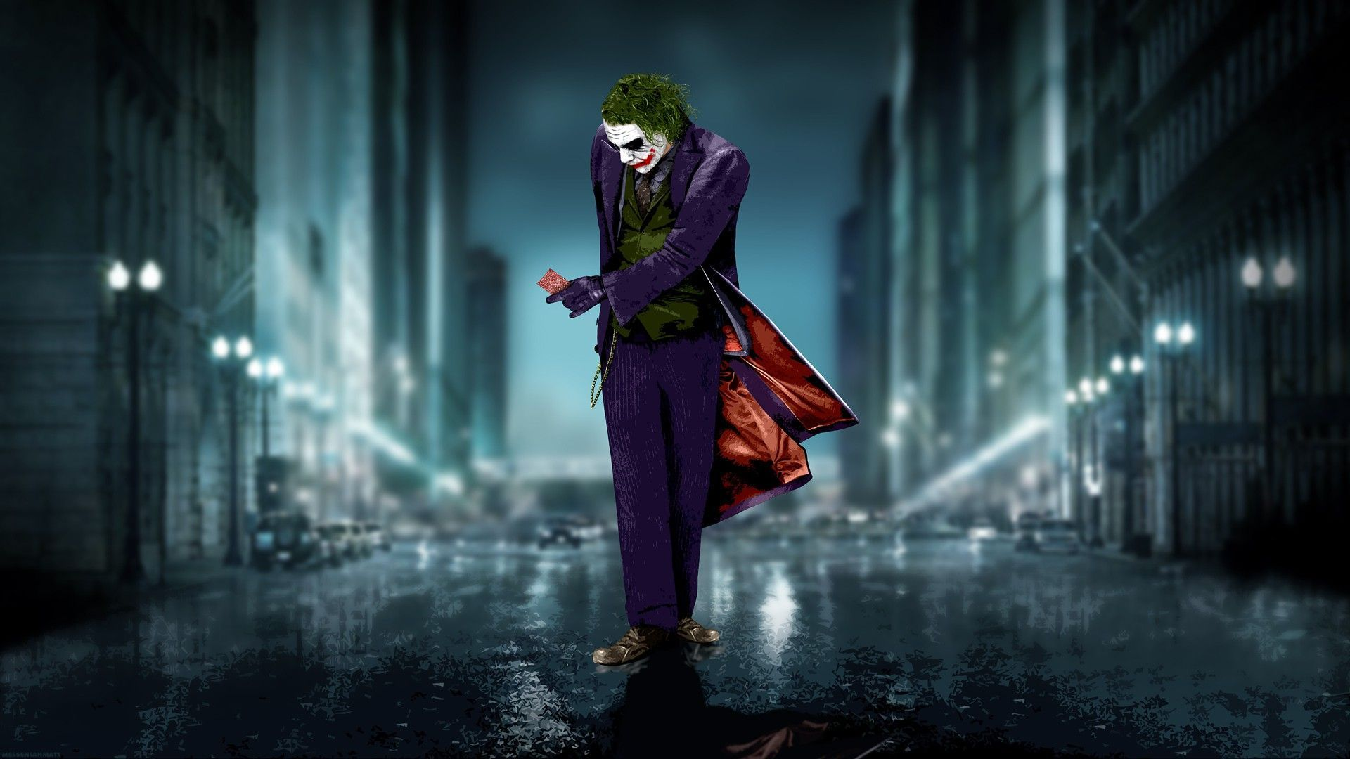 Joker HD Wallpapers  Wallpaper  1920x1080