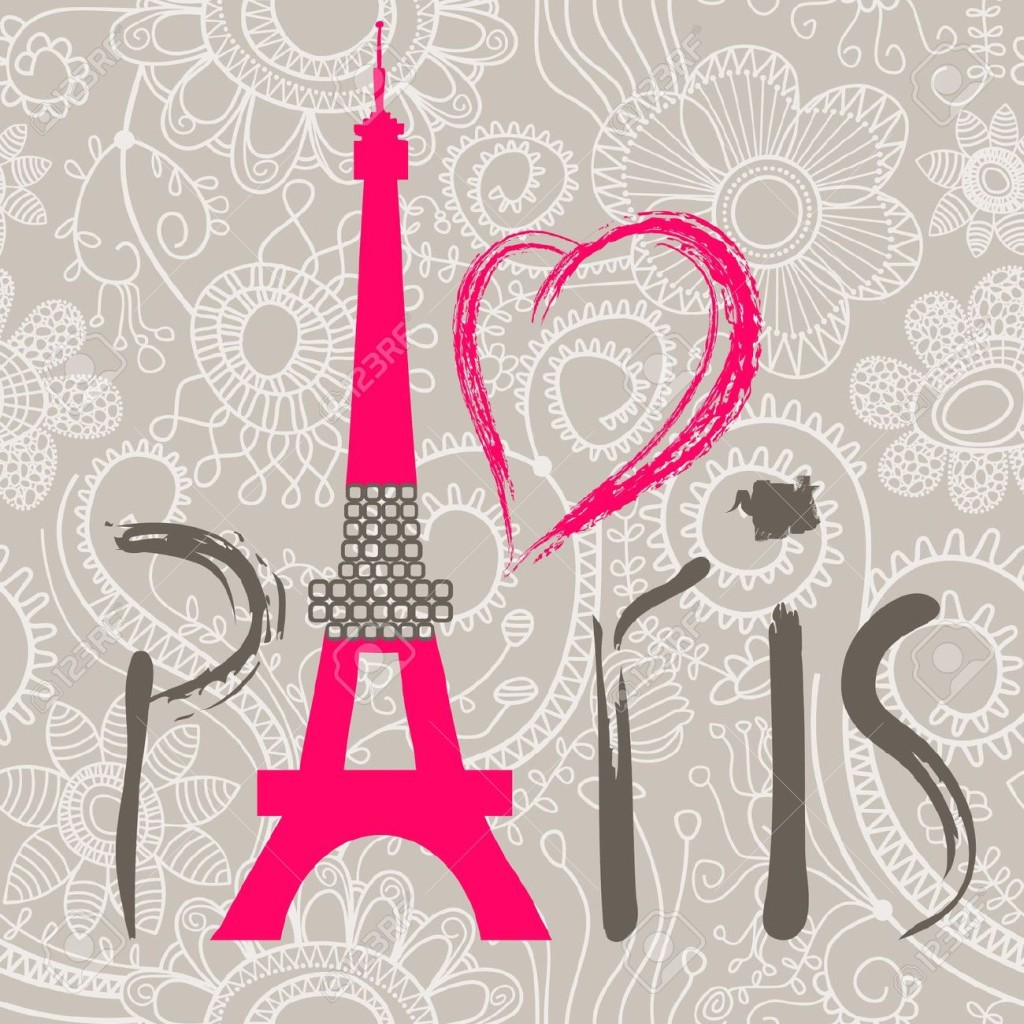 Download Drawn Paris Wallpapers To Your Cell Phone Child Color 1024x1024