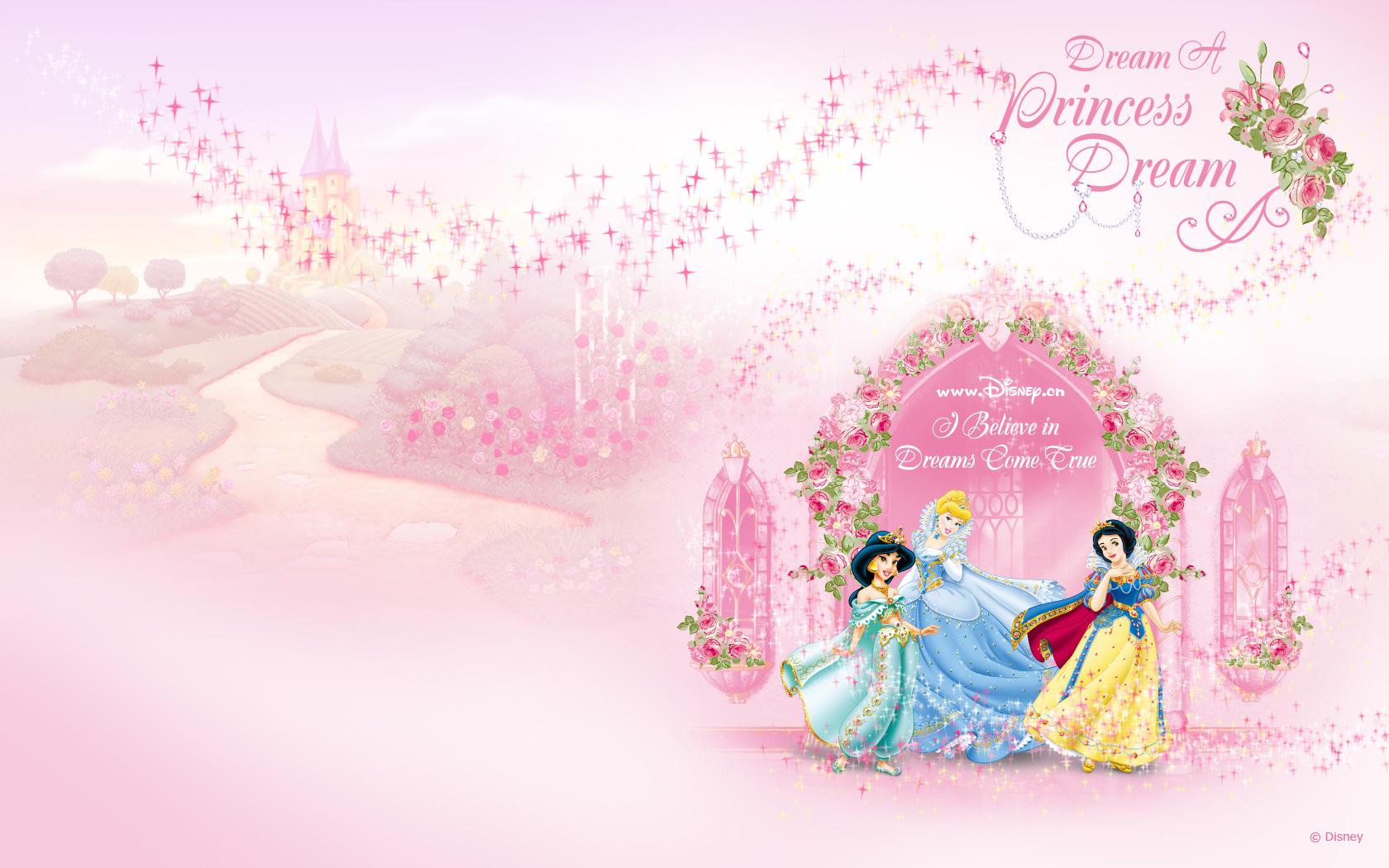Disney Princess Wallpaper Wall Murals Photowall Aurora 1680x1050