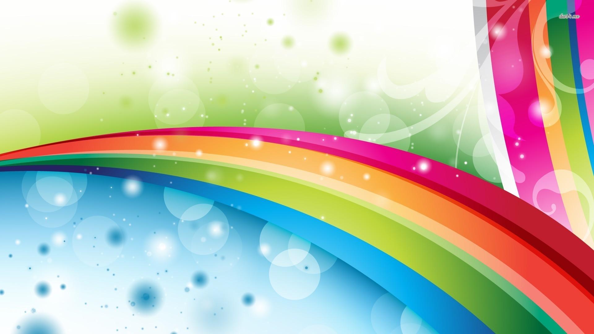 Rainbow Colors Hd Desktop Wallpaper High Definition Fullscreen 1920x1080