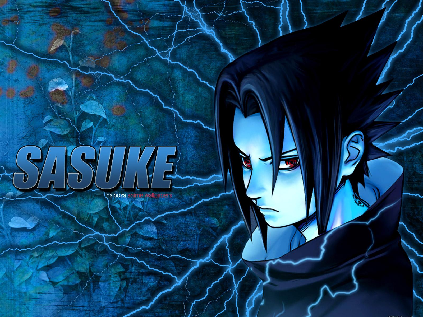 wallpaper sasuke 1600x1200