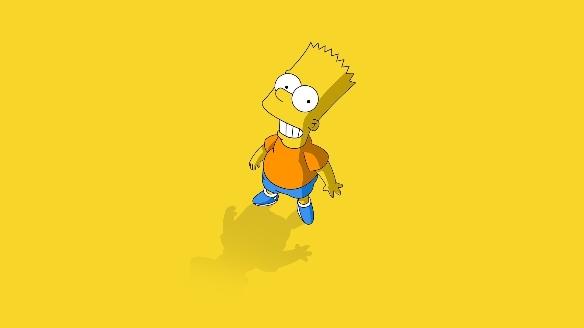 Funny Young Homer Simpsons Hd Iphone Wallpaper Iphone Hd 1920x1080
