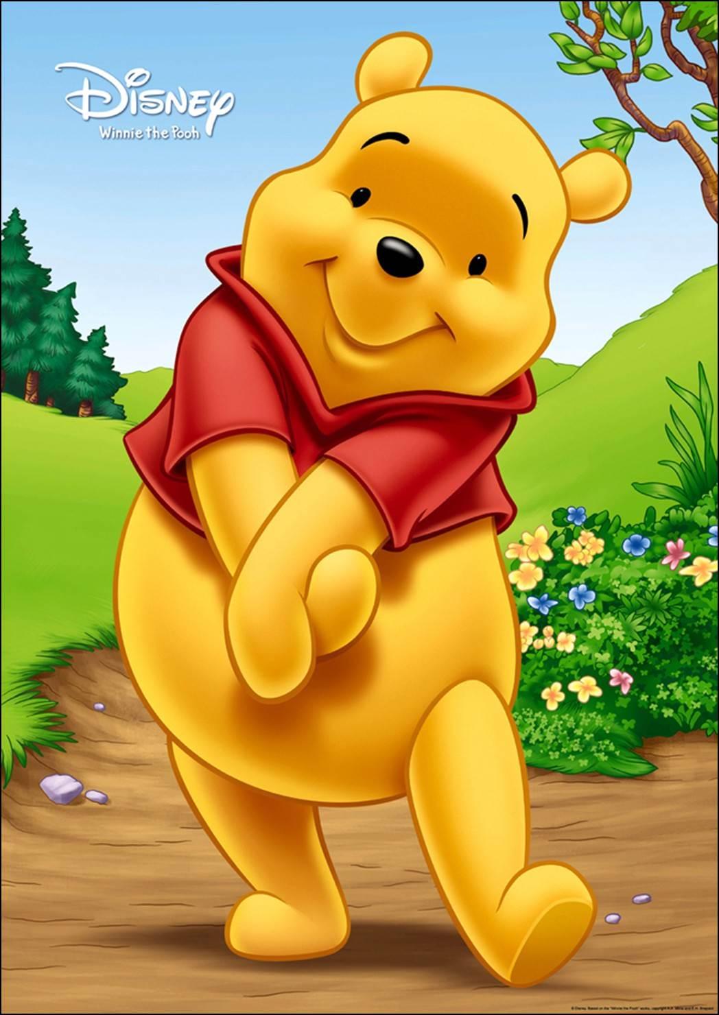 Winnie the pooh wallpaper best wallpaper collection 1048x1480 voltagebd Choice Image