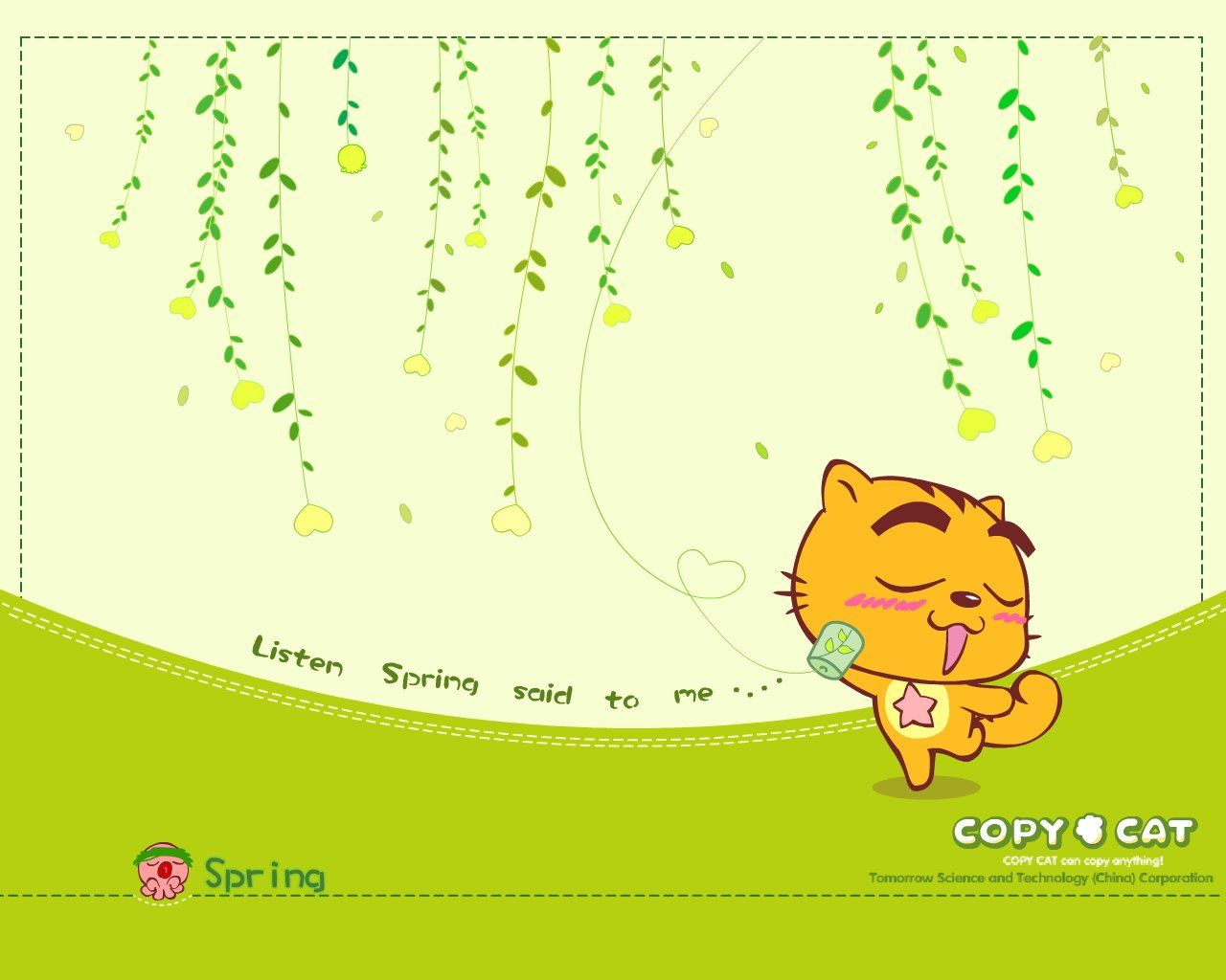 Cartoon Cat Backgrounds  images free download 1280x1024