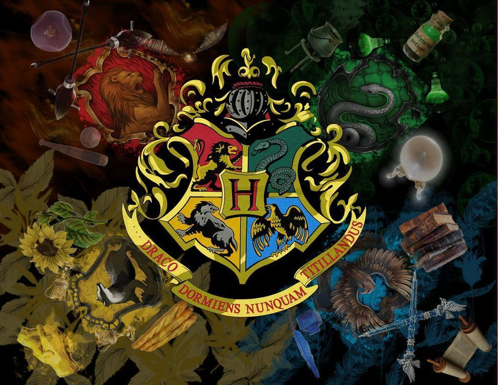 Harry potter wallpaper hogwarts