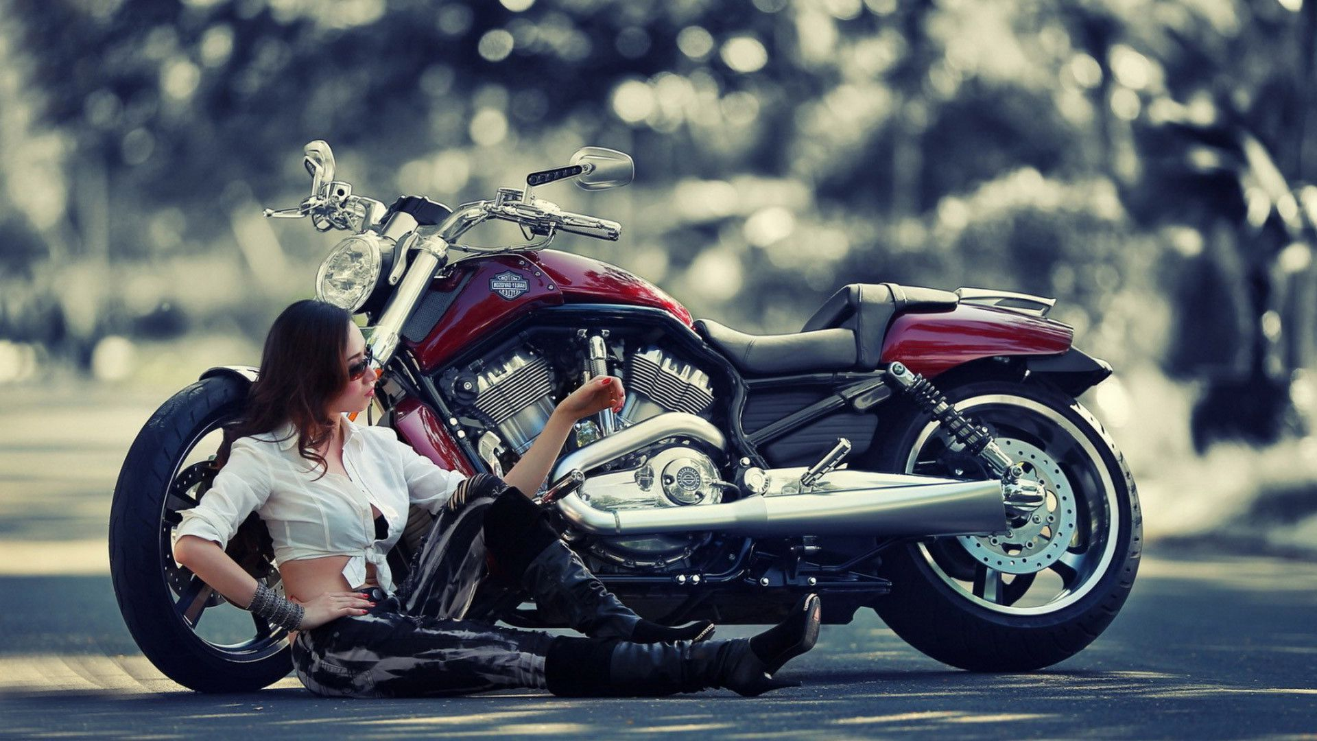 Harley Davidson Wallpapers 1920x1080 Free Wallpaper Screensavers