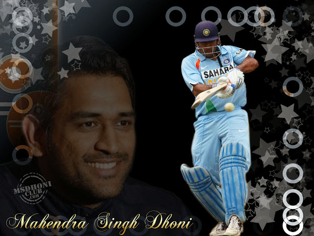 Ms Dhoni Images Mahendra Singh Dhoni Hd Wallpaper And Background 640x480