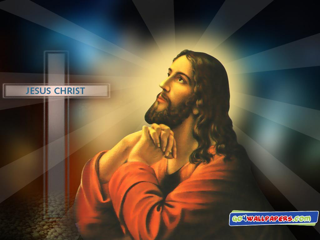 LATEST WALLPAPERS D AMAZING Jesus Christ 1024x768
