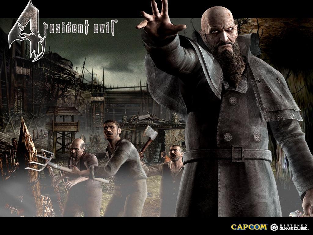 Deviantart More Like Resident Evil Wallpaper Leon By Mcashe 1024x768