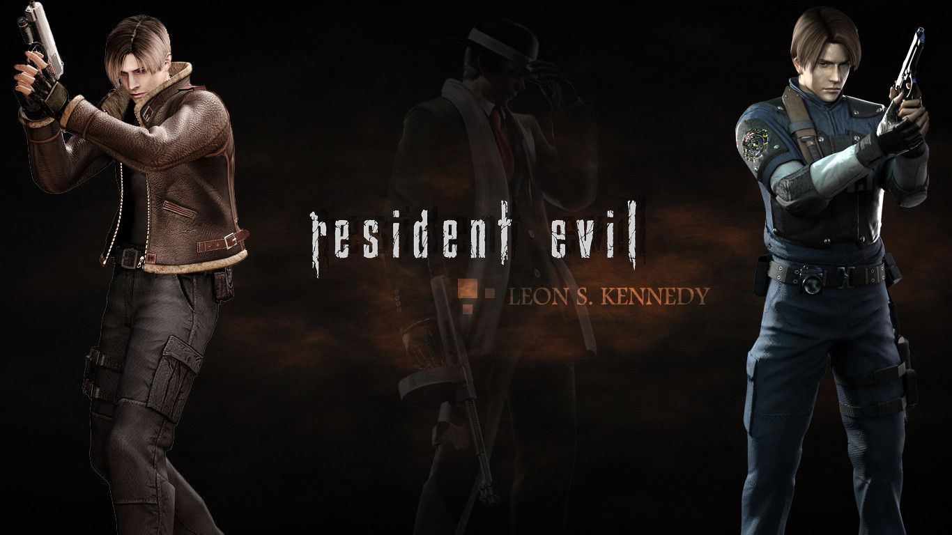 Resident Evil Wallpapers Wallpaper 1366x768