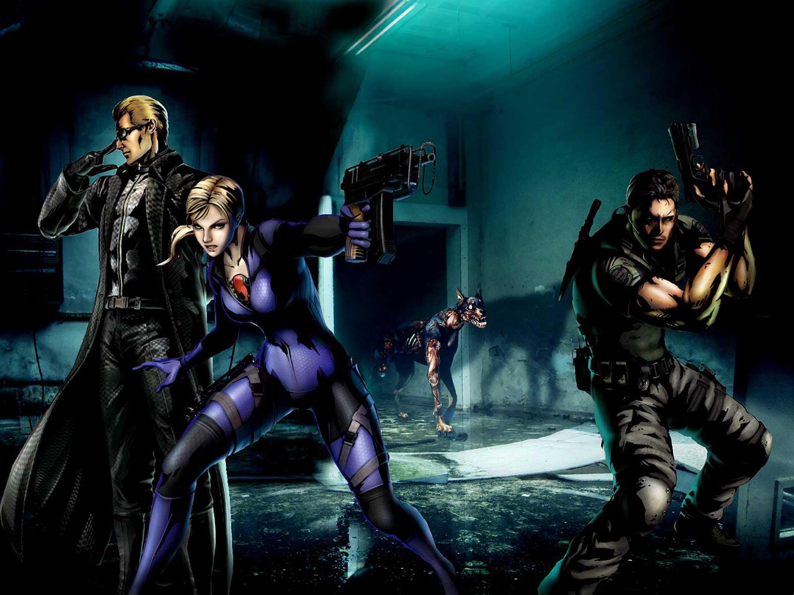 Resident Evil Leon Wallpapers Wallpaper 1600x1199