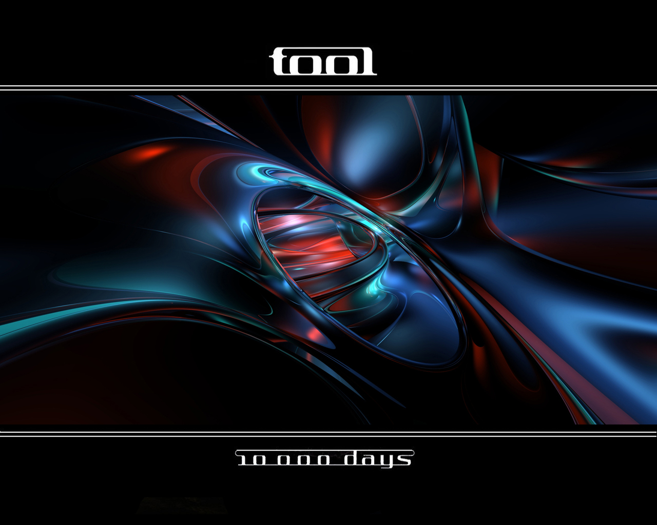 Tool Band Wallpaper Inside The Rainbow Fractal Abstracthigh